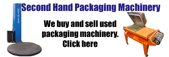 Second Hand Packaging Machinery