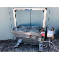 Stainless Steel Automatic Strapping Machine - GoodPack