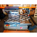 Selectech 455mm Shrink-Wrap Machine second hand