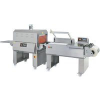 L-Bar Sealer Semi-Automatic 560L Shrink Wrapping Machine