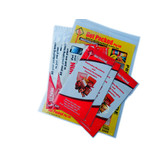 Peel and Seal - Polypropylene Re-Sealable Plastic Bags or PPRS bags