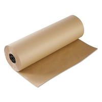 Brown Kraft Paper and Dispensers