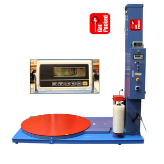 Scale Platform for Pallet Wrapper | Weighing Scale Base | Large Scales