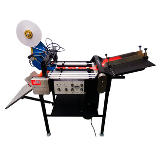 Automatic Taping Machine 2-ATM-460 | High Speed Tape Application