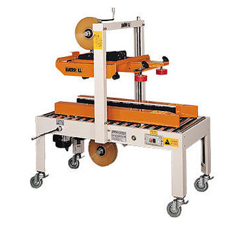 2-GPEC-701 - Carton Sealer - Side Belt Drive