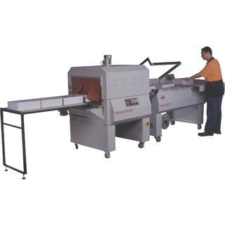 L-Bar Sealer Semi-Automatic 870L Shrink Wrapping Machine
